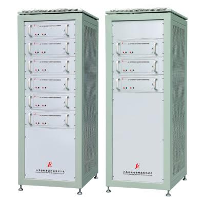 对蓄电池进行循环寿命,容量等测试;具有恒流恒压充电,恒流放电,恒功率